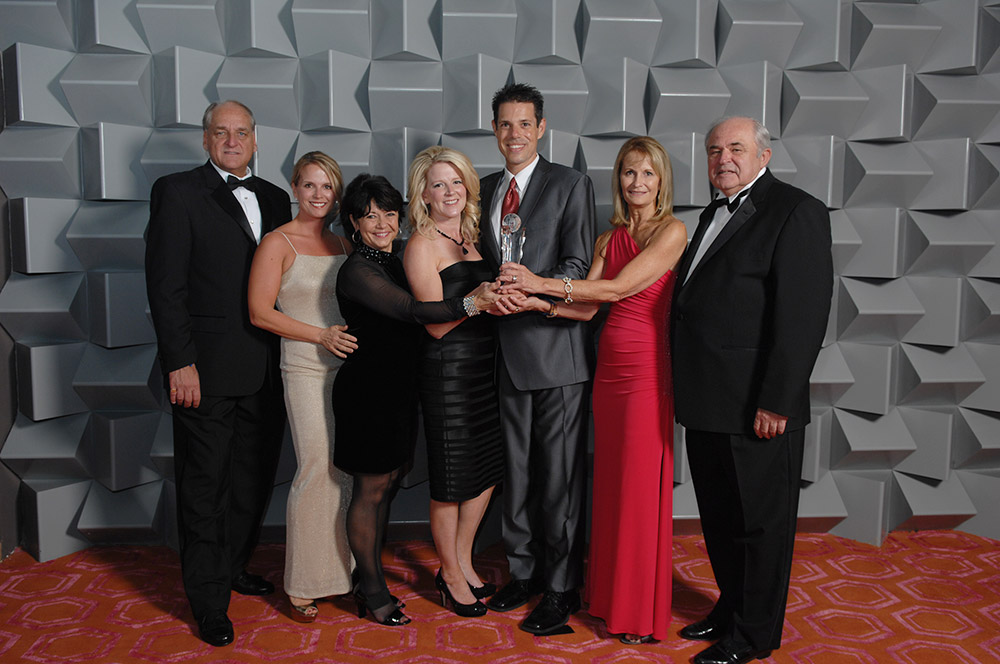 Jerry Katz - Award